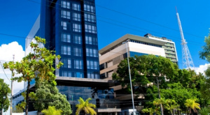 prédio do Tribunal de Contas de Pernambuco